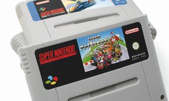 Nintendo NX : la console utiliserait des cartouches, comme à l'époque de la Super NES ?
