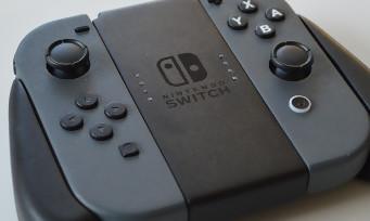 Nintendo Switch : voici une réplique en imprimante 3D plus vraie que nature, par l'auteur de la manette proto de la NX