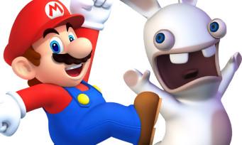 Nintendo Switch : le crossover entre Mario et les Lapins Crétins refait parler de lui