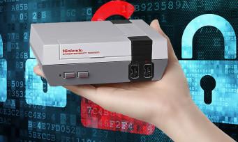 Mini NES : Nintendo s'attendait au piratage et a laissé un message aux hackeurs dans le code