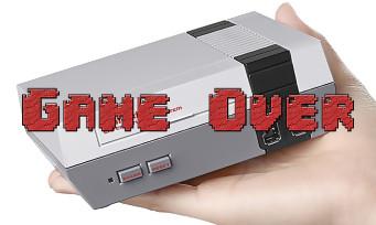 Mini-NES : Nintendo a décidé de stopper la production de la console