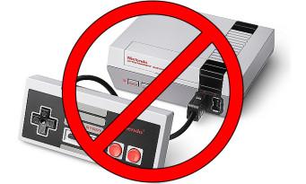 Mini-NES : l'arrêt de la production de la console confirmée en Europe et au Japon