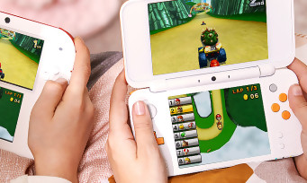 New 2DS XL : que vaut la nouvelle console portable de Nintendo ? On l'a testée, nos impressions !