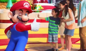 Super Nintendo World : voici la vidéo de la nouvelle attraction d'Universal Studios Japan