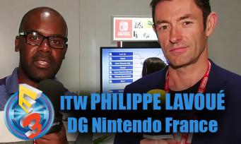 """Philippe Lavoué (DG Nintendo France) : """"On apprend toujours de nos échecs chez Nintendo"""""""