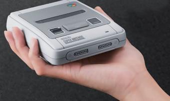 La Super NES Mini est officialisée, voici les images et la liste des jeux qui seront livrés avec
