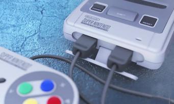 Mini Super NES : jeux, interface, branchements, tous les détails dans cette grosse vidéo