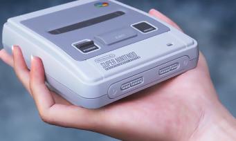 Nintendo : des bonnes nouvelles pour la Mini-NES et la Super NES Mini