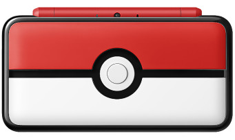 Pokémon Ultra-Soleil/Ultra-Lune : une New 2DS XL Pokéball annoncée en France