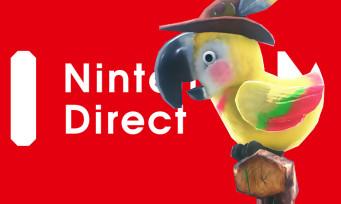 Nintendo Direct : quand Nintendo trolle les joueurs sur Twitter avec des indices...