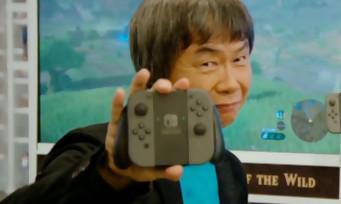Nintendo Switch : la console aura un cycle de vie plus long selon Shigeru Miyamoto
