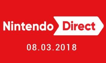 Un nouveau Nintendo Direct demain à 23h, de nouveaux jeux annoncés ?