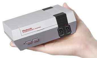 NES Mini : la console sera de nouveau en vente après l'E3 2018, voici la date
