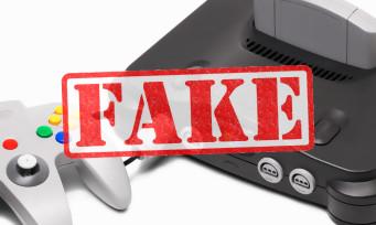 Nintendo 64 Mini : les images fuitées sont des fakes, voici les éléments qui le prouvent !