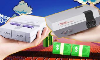 Nintendo : les chiffres de vente des NES et SNES Classic Mini sont tombés, c'est hallucinant !