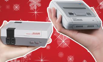 Super NES Mini / NES Mini : après les fêtes de Noël, c'est fini pour toujours ?