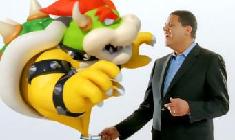 Nintendo of America : Reggie-Fils Aime tire sa révérence, Bowser devient le nouveau boss