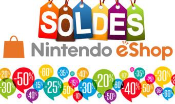 Nintendo : les soldes de pâques arrivent sur l'eShop, voici les jeux qui seront en promotion !