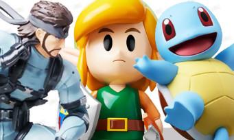 Nintendo : les nouveaux amiibo dévoilés en images alléchantes