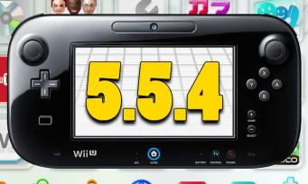 Wii U : la console se dote d'une nouvelle mise à jour, tout est normal