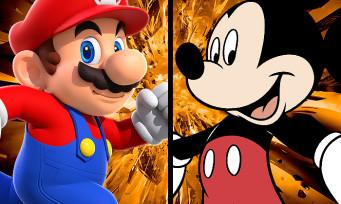 Nintendo : Miyamoto veut que Mario soit plus populaire que Mickey, mais ça s'annonce compliqué