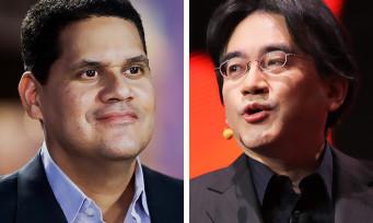 Nintendo : Reggie Fil-Aimé se souvient de sa première rencontre avec Satoru Iwata