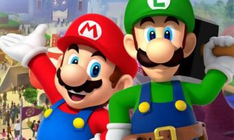 Super Nintendo World : l'ouverture est repoussée, une nouvelle vidéo pour patienter