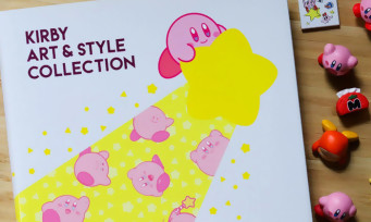 Kirby Art & Style Collection : un artbook avec 25 ans d'illustrations magnifiques !