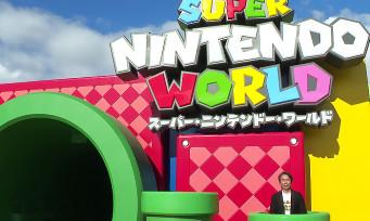 Super Nintendo World : Shigeru Miyamoto nous fait la visite du parc en 15 min, c'est juste magique !