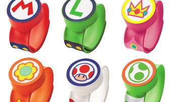Super Nintendo World : les bracelets connectés seront compatibles avec la Switch, explications