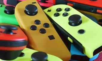 Joy-Con Drift : une action européenne est lancée contre Nintendo