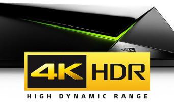 NVIDIA Shield TV : le nouveau modèle sera compatible 4K HDR, voici tout ce qu'il faut savoir