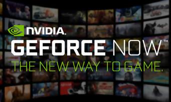 GeForce NOW : voici la nouvelle interface du service de jeu en streaming de Nvidia