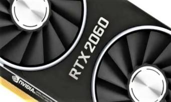 Nvidia : la GeForce RTX 2060 fuite, voici le prix et les performances !
