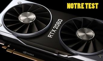 Test Nvidia Geforce RTX 2060 : insuffisante pour la 4K, mais RTX à petit prix
