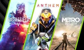 Nvidia : de nouveaux jeux offerts en bundle avec les GeForce RTX