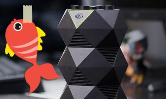Nvidia : pour le 1er avril, la firme dévoile un assistant personnel gaming !