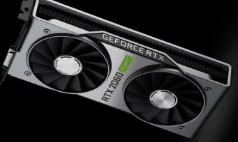 Nvidia : les cartes graphiques GeForce RTX Super sont officielles, toutes les infos