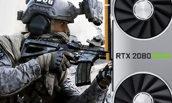 Nvidia : Call of Duty Modern Warfare offert pour l'achat d'une GeForce RTX