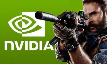 Nvidia : les drivers GeForce optimisés pour Call of Duty Modern Warfare sont là !
