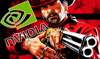 NVIDIA : les pilotes GeForce optimisés pour Red Dead Redemption 2 sont là !