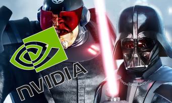 NVIDIA : les pilotes GeForce optimisés pour Star Wars Jedi Fallen Order sont disponibles