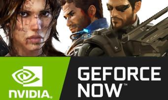 Nvidia : 21 jeux débarquent sur le GeForce NOW, le grand retour de Square Enix