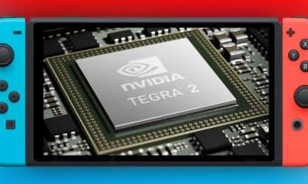 Nvidia : une nouvelle puce Tegra arrive, bientôt la Switch Pro ?