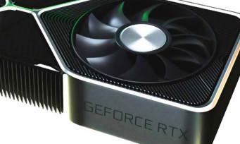 Nvidia RTX 3080 : un benchmark de température fuite, le test vidéo