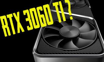 NVIDIA : une fuite avec des détails sur la GeForce RTX 3060 Ti