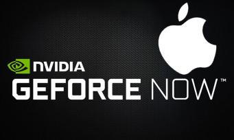 Nvidia : le GeForce NOW est désormais disponible sur iOS Safari en version beta