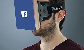 Facebook rachète l'Oculus Rift pour 2 milliards de dollars