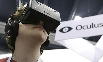 Oculus Rift : plus de 100 000 kits de développement vendus dans le monde !