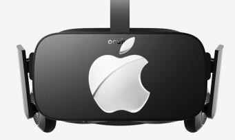 Oculus VR recrute un ancien designer important de chez Apple